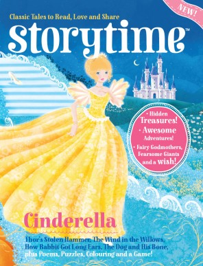 Storytime_kids_magazines_Issue3_stories_for_kids_cinderella_www.storytimemagazine.com