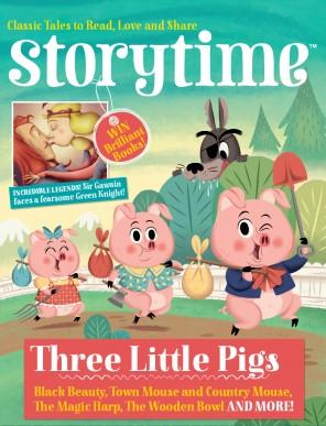 Storytime_kids_magazines_Issue6_stories_for_kids_three_little_pigs_www.storytimemagazine.com