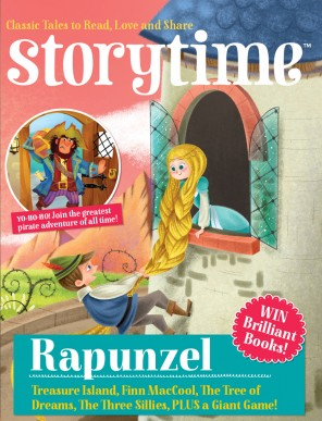 Storytime_kids_magazines_Issue7_stories_for_kids _rapunzel_www.storytimemagazine.com
