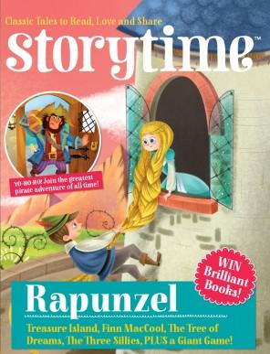 Storytime_kids_magazines_Issue7_stories_for_kids _rapunzel_www.storytimemagazine.com