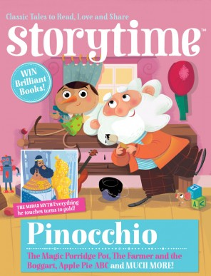 Storytime_kids_magazines_Issue8_stories_for_kids_pinocchio_www.storytimemagazine.com
