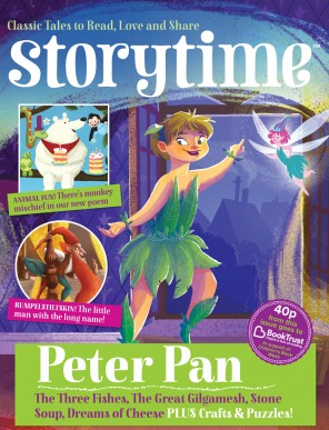Storytime-kids-magazines.-Issue-11-Peter-Pan.-Kids-magazine-subscriptions-www.storytimemagazines.com