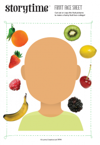 storytime_kids_magazines_free_printables_fruit_face_sheet_www.storytimemagazine.com/free-downloads