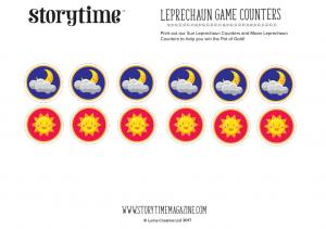 storytime_kids_magazines_free_printables_leprechaun_game_www.storytimemagazine.com/free-downloads
