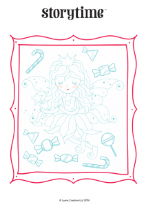 storytime_kids_magazines_free_printables_nutcracker_colouring_www.storytimemagazine.com/free-downloads