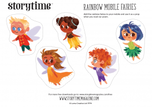 storytime_kids_magazines_free_printables_rainbow_fairies_www.storytimemagazine.com/free-downloads