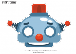storytime_kids_magazines_free_printables_robot_mask_www.storytimemagazine.com/free-downloads