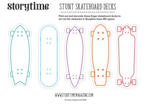 storytime_kids_magazines_free_printables_stunt_skateboards_www.storytimemagazine.com/free-downloads