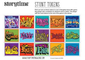 storytime_kids_magazines_free_printables_stunt_tokens_www.storytimemagazine.com/free-downloads