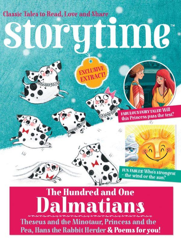 Storytime_kids_magazines_Issue12_101-Dalmatians_stories_for_kids.-www.storytimemagazine.com