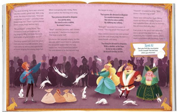 Storytime_kids_magazines_Issue12_Hans-the-rabbit_herder_stories_for_kids-www.storytimemagazine.com