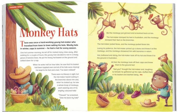 Storytime_kids_magazines_Issue13_Monkey_Hats_stories_for_kids_www.storytimemagazine.com