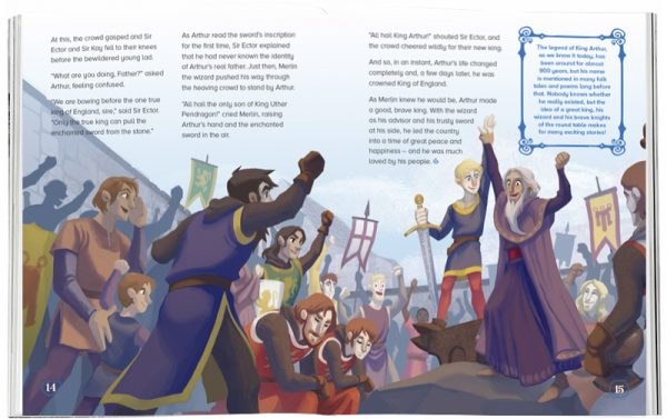 Storytime_kids_magazines_Issue13_Sword_In_The_Stone_stories_for_kids_www.storytimemagazine.com