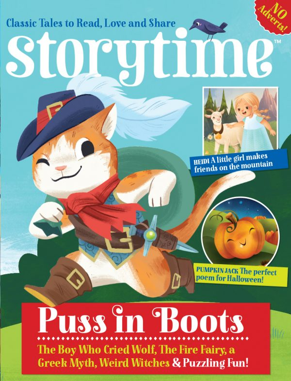 me_kids_magazines_Issue14_Puss_In_Boots_cover_stories_for_kids_www.storytimemagazine.com