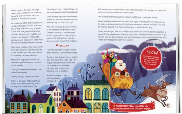 Storytime_kids_magazines_Issue15_Father-Christmas_stories_for_kids_www.storytimemagazine.com