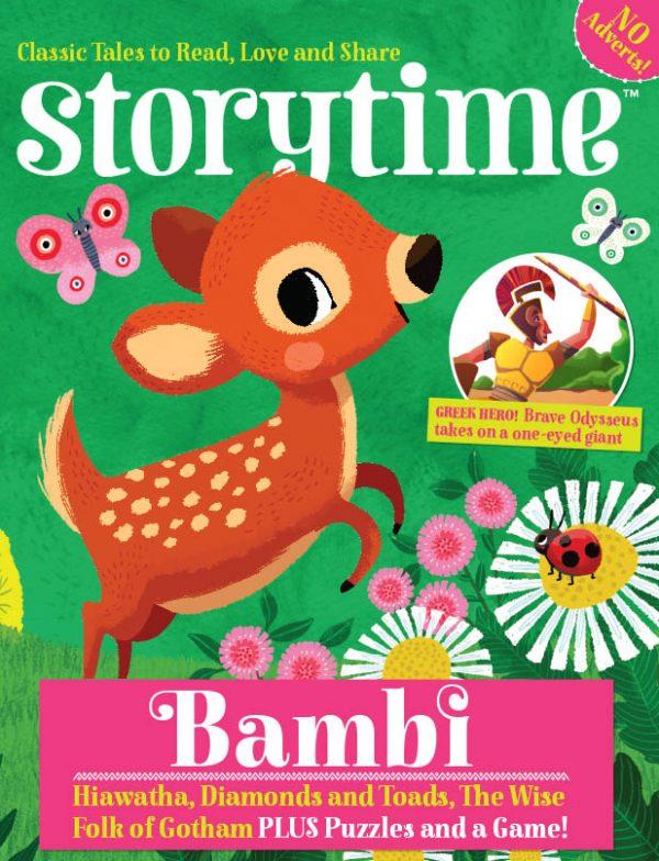 storytime_magazine_issue18_cover_bambi_stories_for_kids_www.storytimemagazine.com
