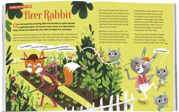 Storytime_kids_magazines_Issue19_brer_rabbit_stories_for_kids_www.storytimemagazine.com