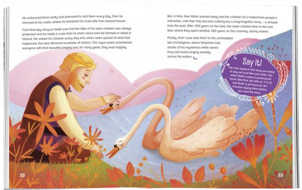 Storytime_kids_magazines_Issue19_children_of_lir_stories_for_kids_www.storytimemagazine.com