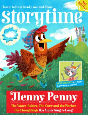Kids Magazine - Check Out The New Issue of Storytime