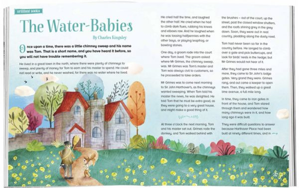 Storytime_kids_magazines_Issue19_waterbabies_stories_for_kids_www.storytimemagazine.com