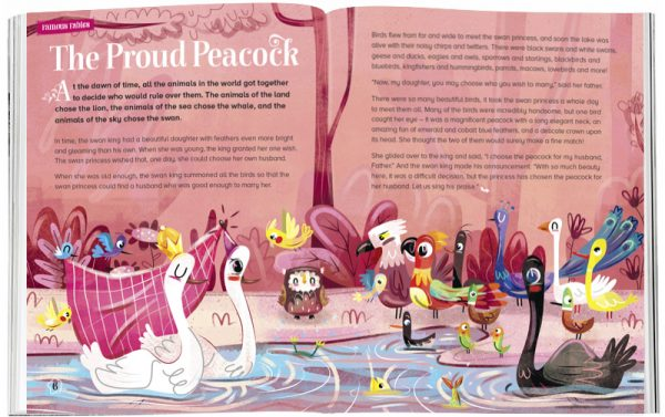 Storytime_kids_magazines_Issue22_proud_peacock_stories_for_kids_www.storytimemagazine.com