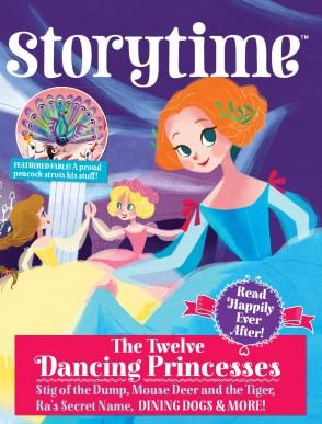 Storytime_kids_magazines_issue22_12dancingprincesses_sample_www.storytimemagazine.com