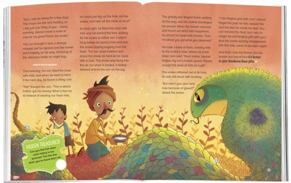 Storytime_kids_magazines_Issue23_the_money_snake_stories_for_kids_www.storytimemagazine.com