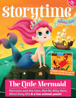 Storytime_kids_magazines_issue24_Little_Mermaid_www.storytimemagazine.com