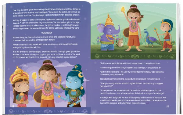 Storytime_kids_magazines_Issue25_ganesha_and_the_golden_mango_stories_for_kids_www.storytimemagazine.com