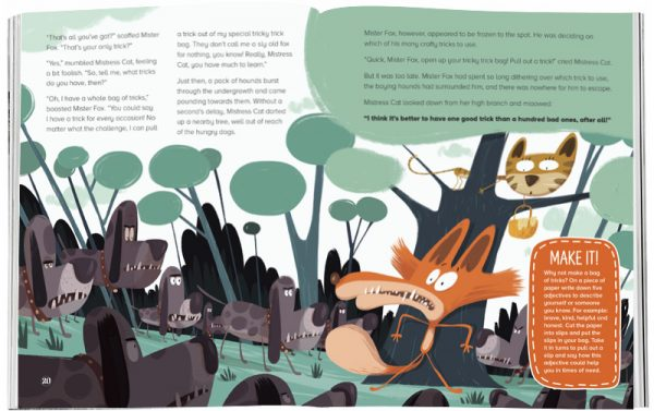 Storytime_kids_magazines_Issue25_the_fox_and_the_cat_stories_for_kids_www.storytimemagazine.com