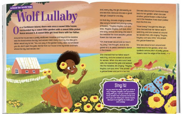 Storytime_kids_magazines_Issue25_wolf_lullaby_stories_for_kids_www.storytimemagazine.com