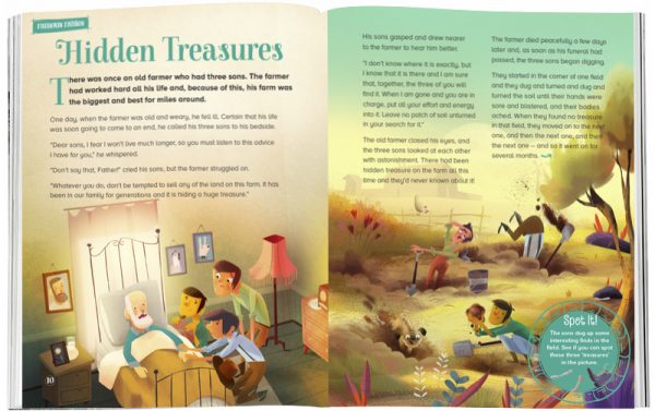Storytime_kids_magazines_Issue26_the_hidden_treasure_stories_for_kids_www.storytimemagazine.com