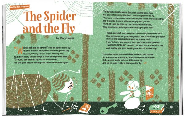 Storytime_kids_magazines_Issue26_the_spider_and_the_fly_stories_for_kids_www.storytimemagazine.com