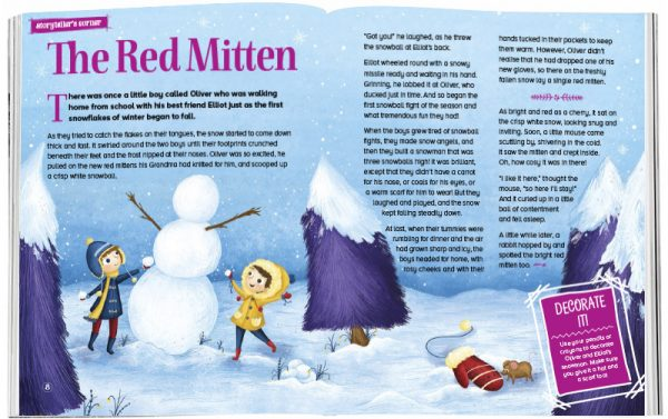 Storytime_kids_magazines_Issue27_the_red_mittens_stories_for_kids_www.storytimemagazine.com
