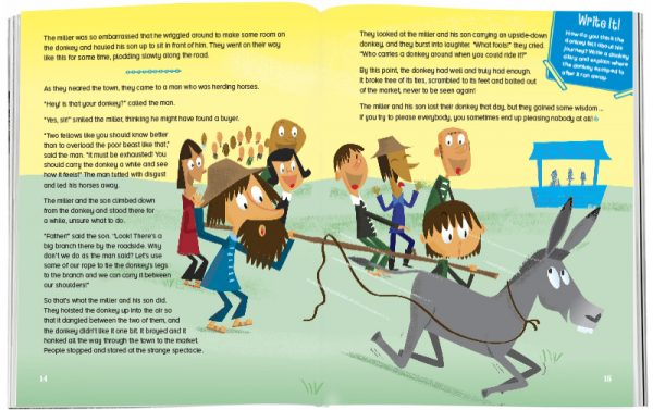 Storytime_kids_magazines_Issue28_daonkey_do_donkey_dont_stories_for_kids_www.storytimemagazine.com