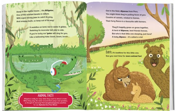 Storytime_kids_magazines_Issue29_alphabet_zoo_stories_for_kids_www.storytimemagazine.com