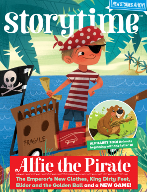 Storytime_kids_magazines_issue30_Alfie_the_pirate_www.storytimemagazine.com