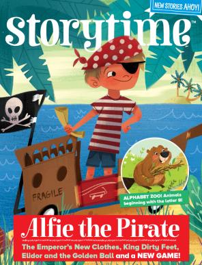Storytime_kids_magazines_issue30_Alfie_the_pirate_www.storytimemagazine.com