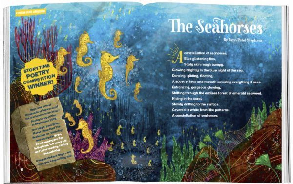 Storytime_kids_magazines_Issue31_the_seahorses_stories_for_kids_www.storytimemagazine.com