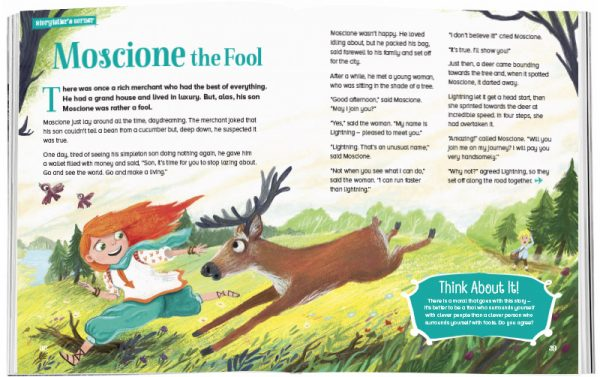 Storytime_kids_magazines_Issue32_moscione_the_fool_stories_for_kids_www.storytimemagazine.com