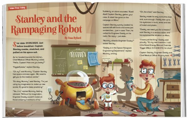 Storytime_kids_magazines_Issue32_stanley_the_rampaging_robot_stories_for_kids_www.storytimemagazine.com