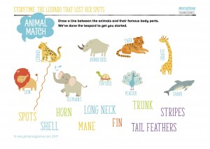 Storytime_kids_magazines_Leopard_Activity_Sheets_Issue_33