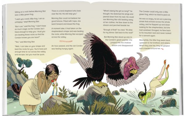 Storytime_kids_magazines_Issue33_the_frog_and_the_condor_stories_for_kids_www.storytimemagazine.com
