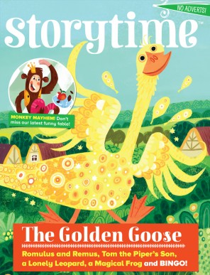 Storytime_kids_magazines_issue33_Golden_Goose copy_www.storytimemagazine.com