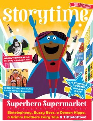 Storytime_kids_magazines_issue34_Supermarket_Superhero_www.storytimemagazine.com