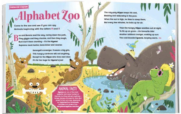 Storytime_kids_magazines_Issue35_alphabet_zoo_stories_for_kids_www.storytimemagazine.com
