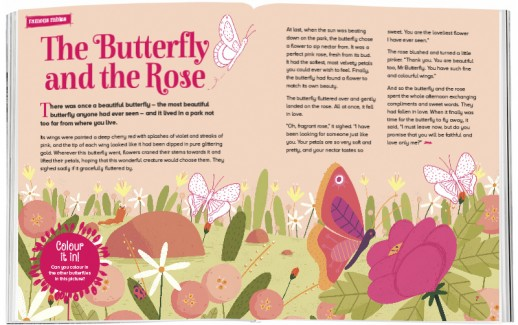 Storytime_kids_magazines_Issue35_butterly_and_rose_stories_for_kids_www.storytimemagazine.com