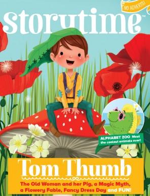 Storytime_kids_magazines_issue35_Tom_Thumb_www.storytimemagazine.com