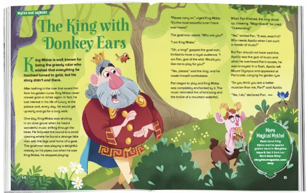 Storytime_kids_magazines_Issue37_how_the_king_with_donkey_ears_stories_for_kids_www.storytimemagazine.com