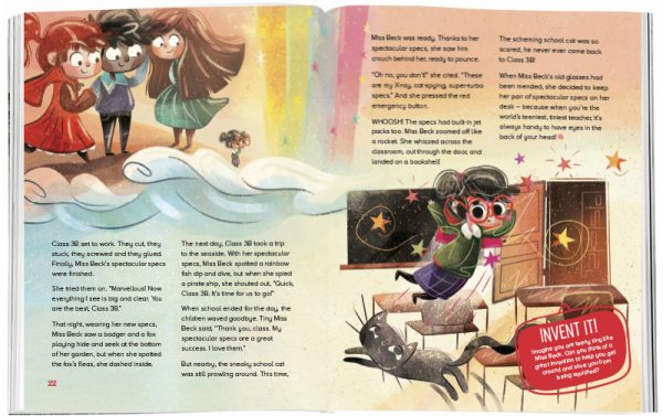 Storytime_kids_magazines_Issue37_miss_becks_spetacular_specs_stories_for_kids_www.storytimemagazine.com